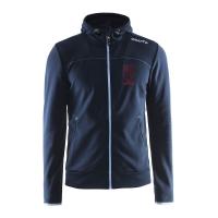 Craft Full Zip Hood - Dark Navy - Heren