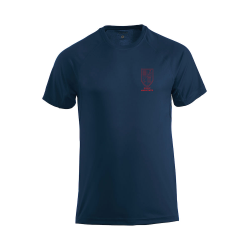Sportshirt Active-T Man - Navy